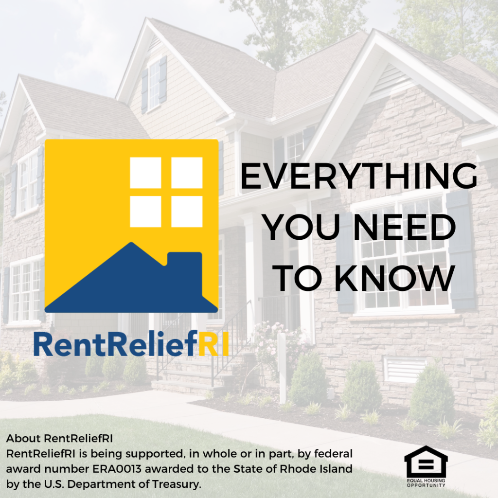 ho to apply fo rent relief ri